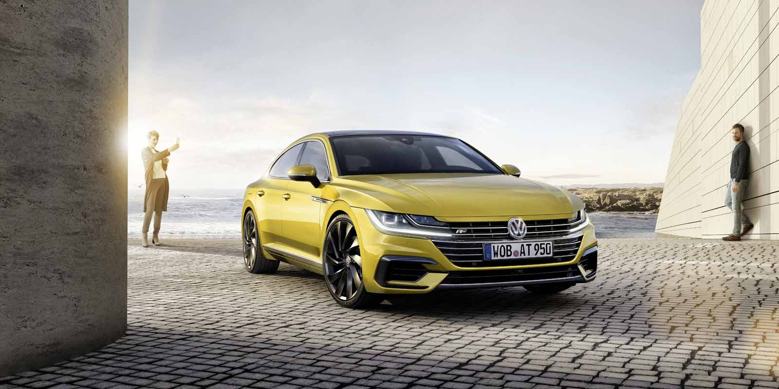 the arteon configurator is live, albeit in german - vwvortex