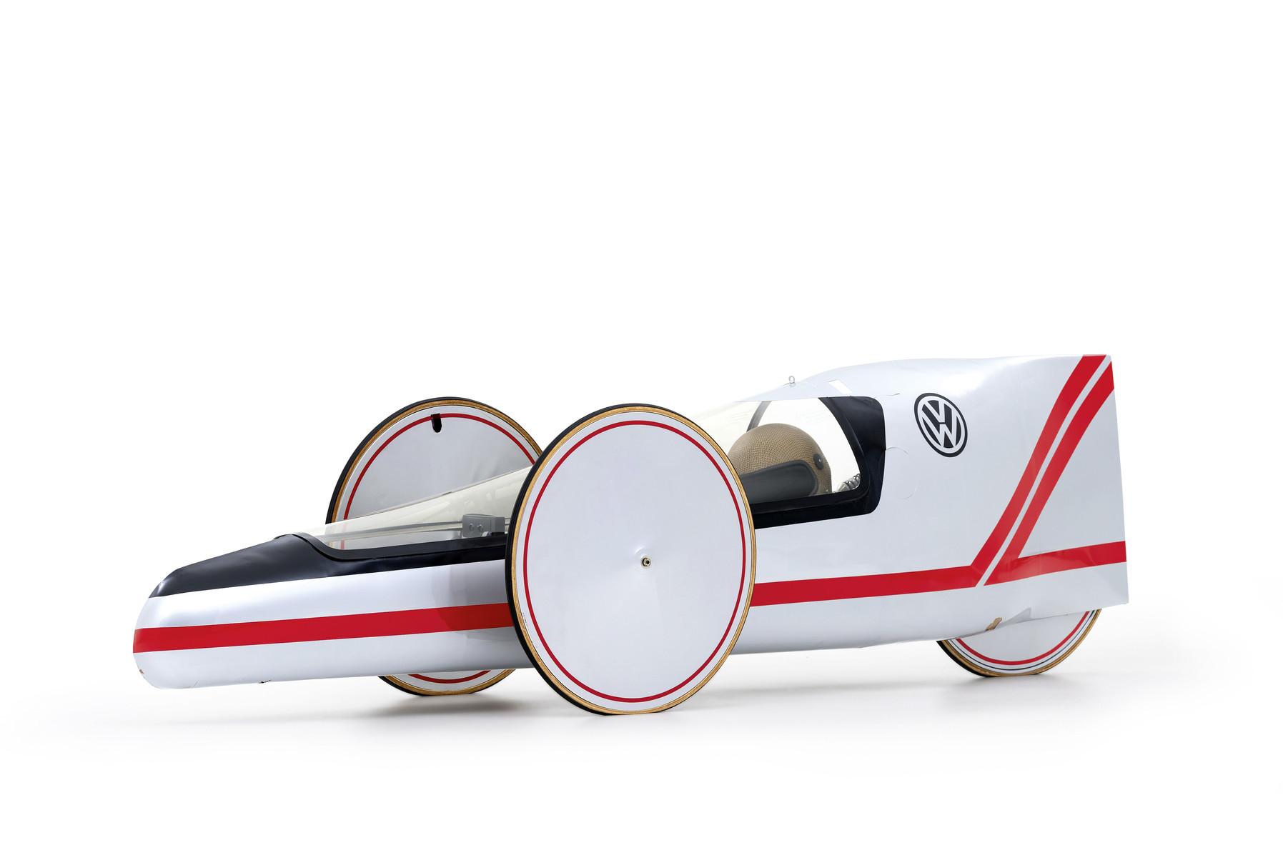 "SMVW (""Sparmobil Volkswagen"", also known as the ""Shell Marathon Volkswagen"", 1982)"