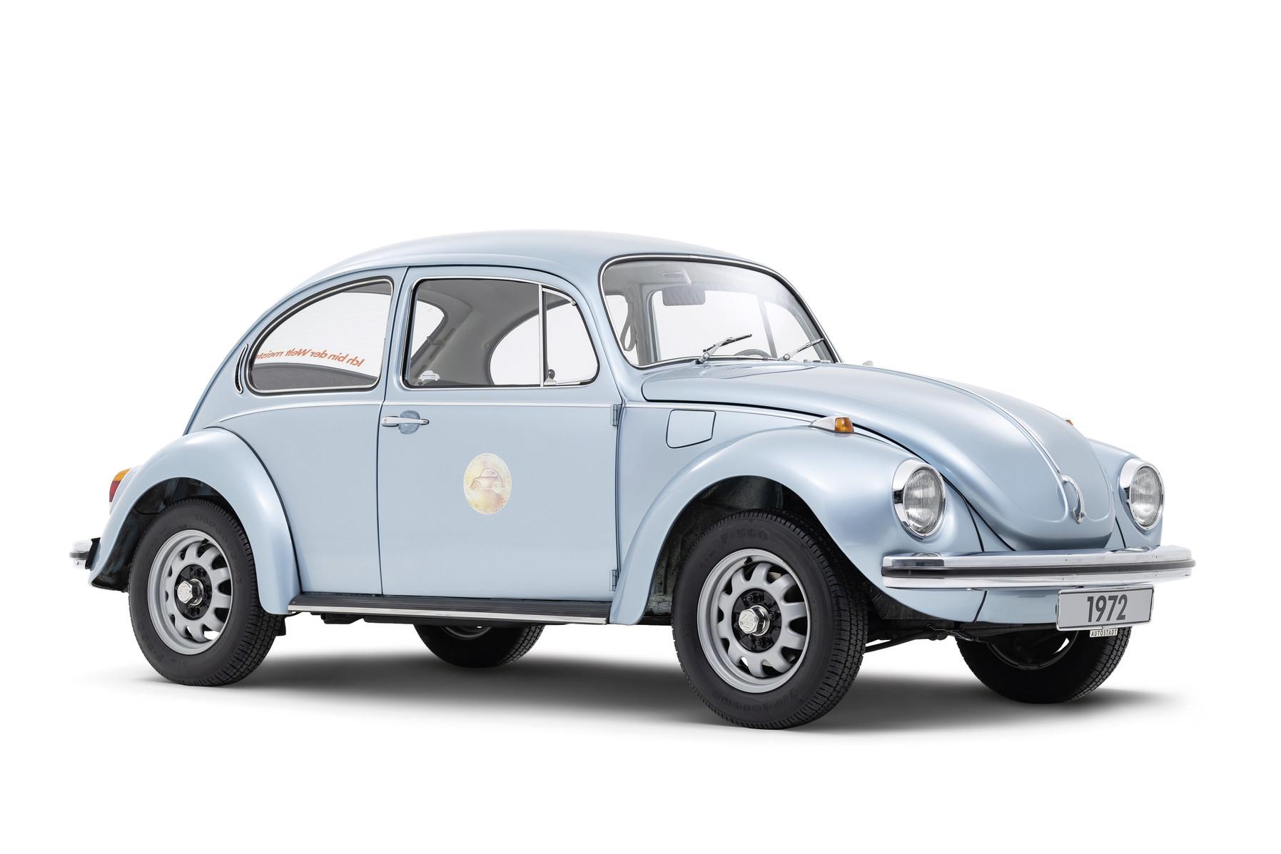 "Volkswagen 1302 S ""World Champion"" (special edition, 1972)"