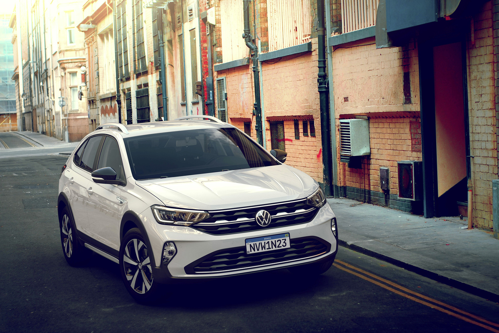 The new Volkswagen Nivus (Latin America)