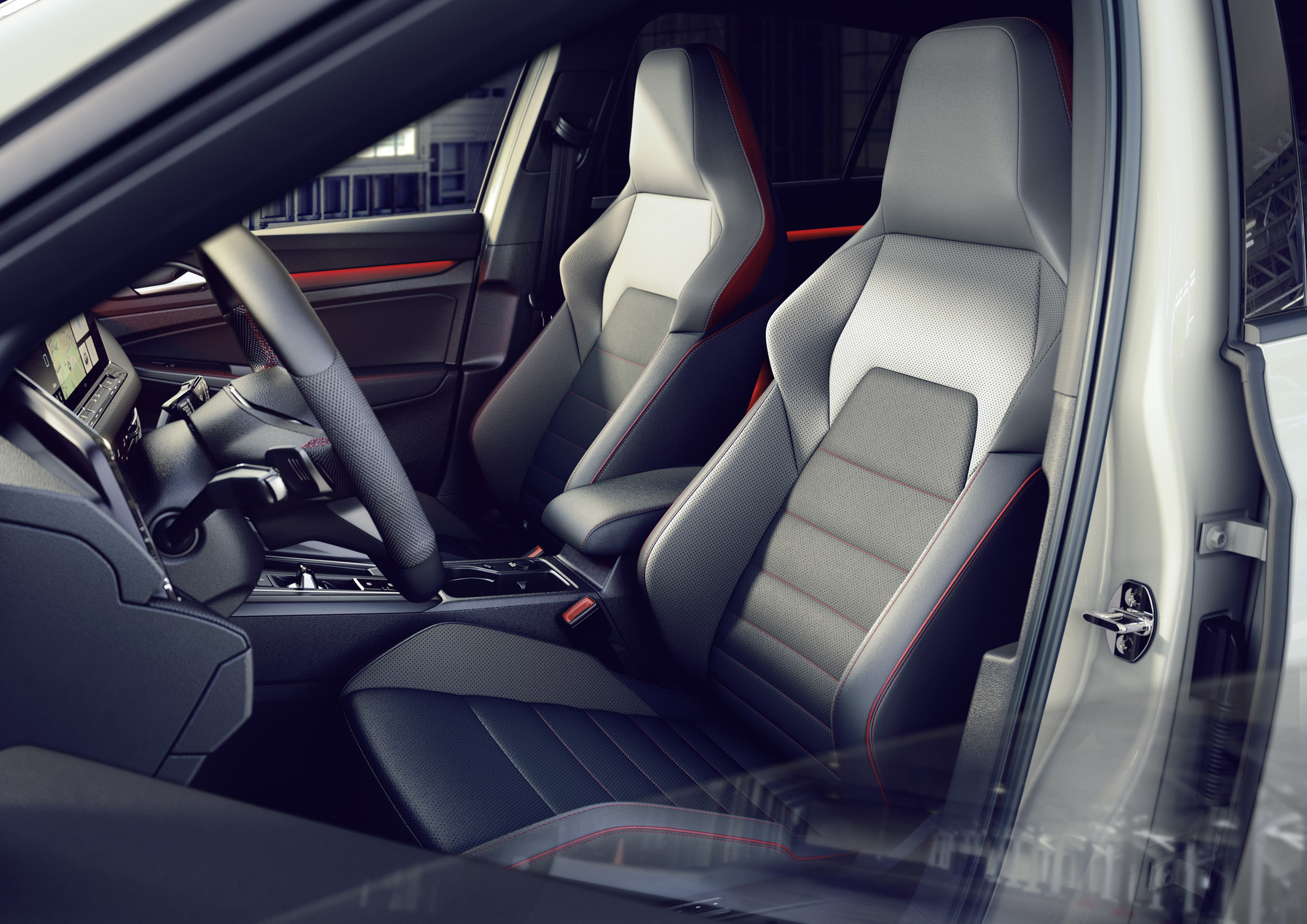 The new Volkswagen Golf GTI Clubsport