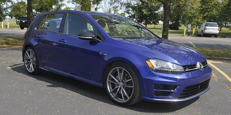 Review The 2017 Golf R Still Does What It Best