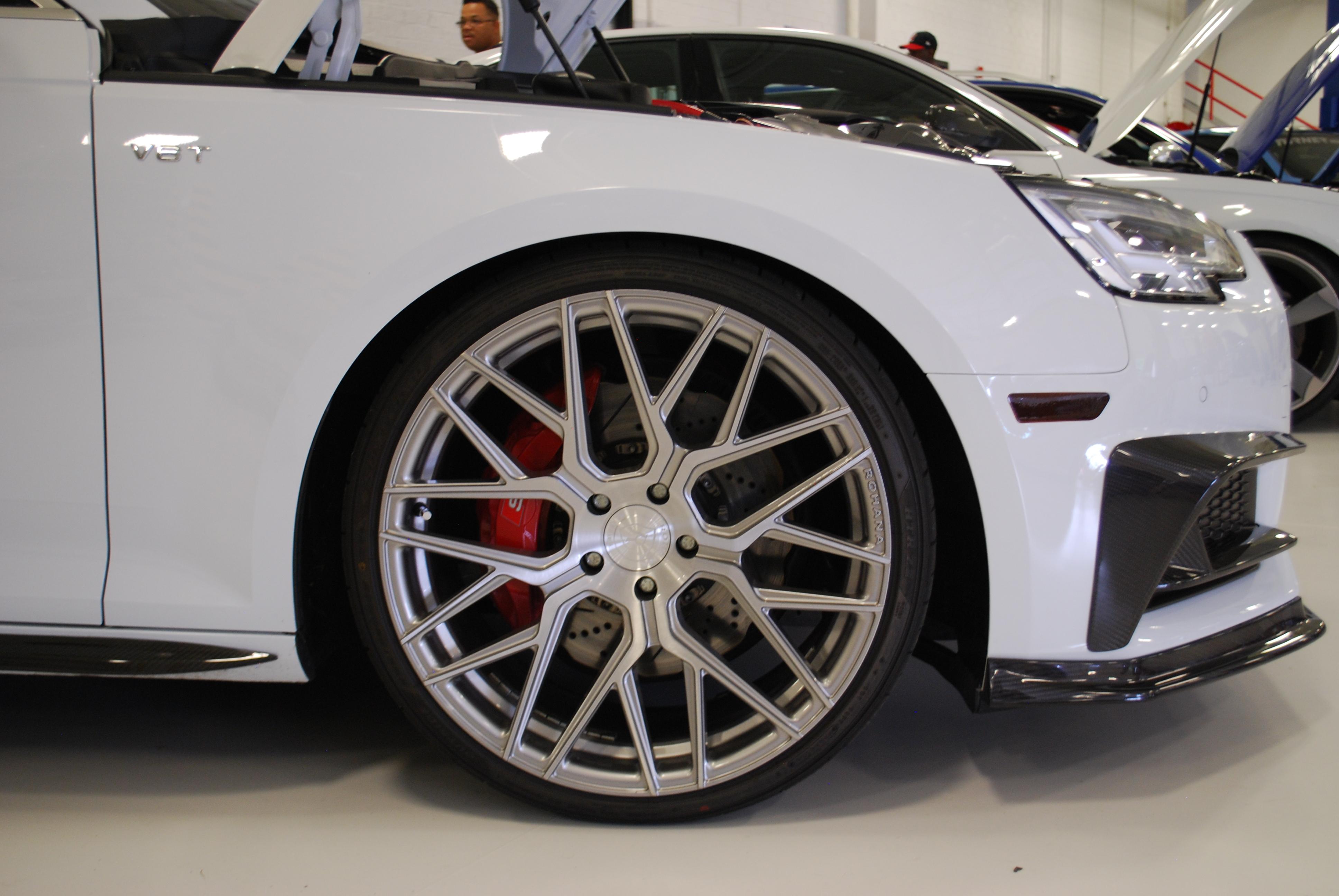 Audi RS 5 Wheel