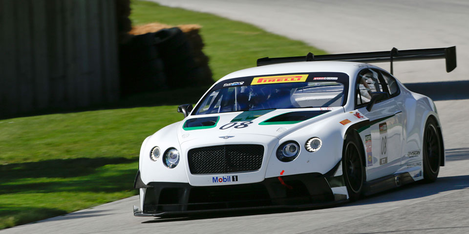 dyson bentley racing
