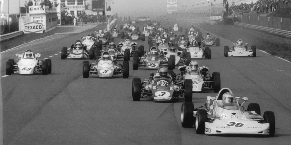 50 years of Formula Vee