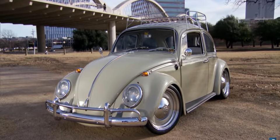 Watch Fast N Loud Builds A Beetle VWVortex - Gas monkey car show