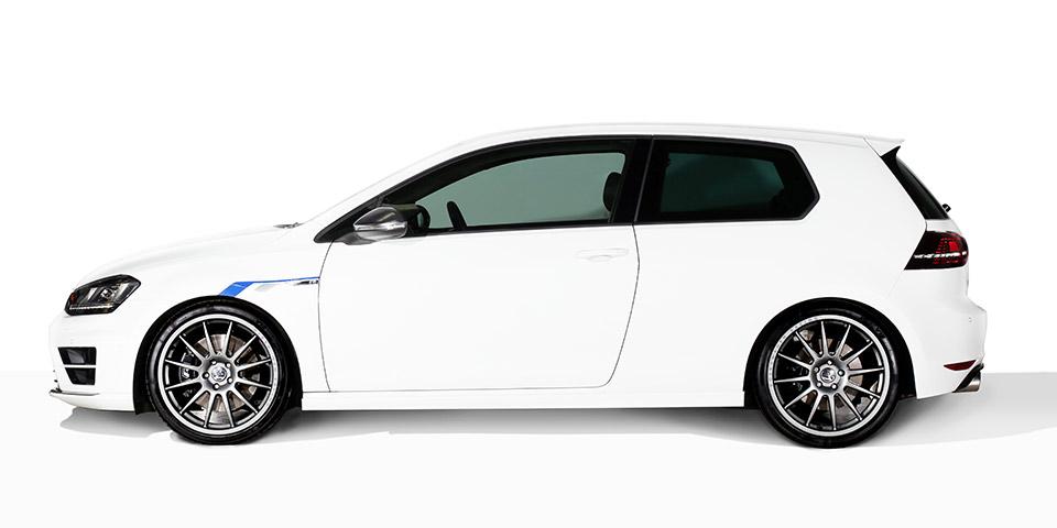 Golf R VWR Wheels Lowered 600x300