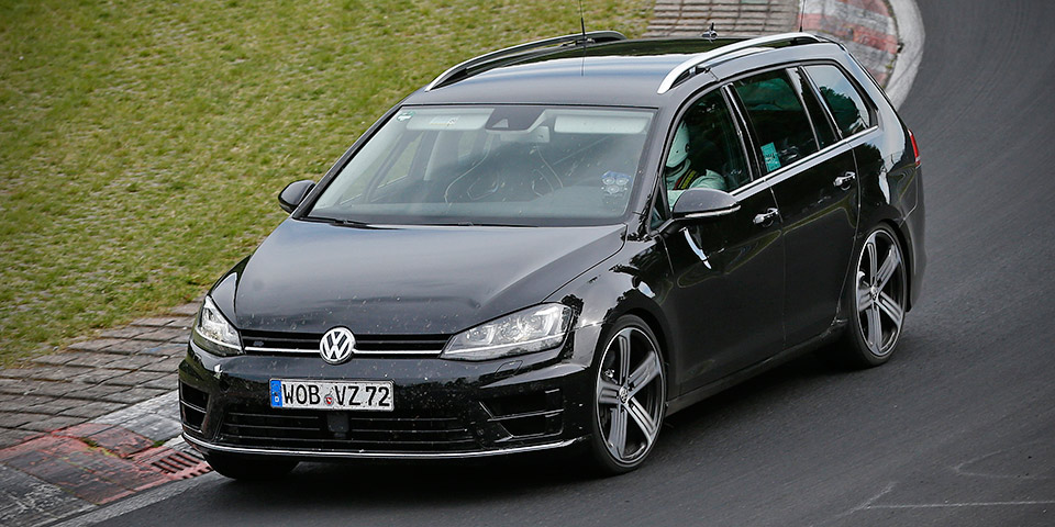 Golf R Wagon 2