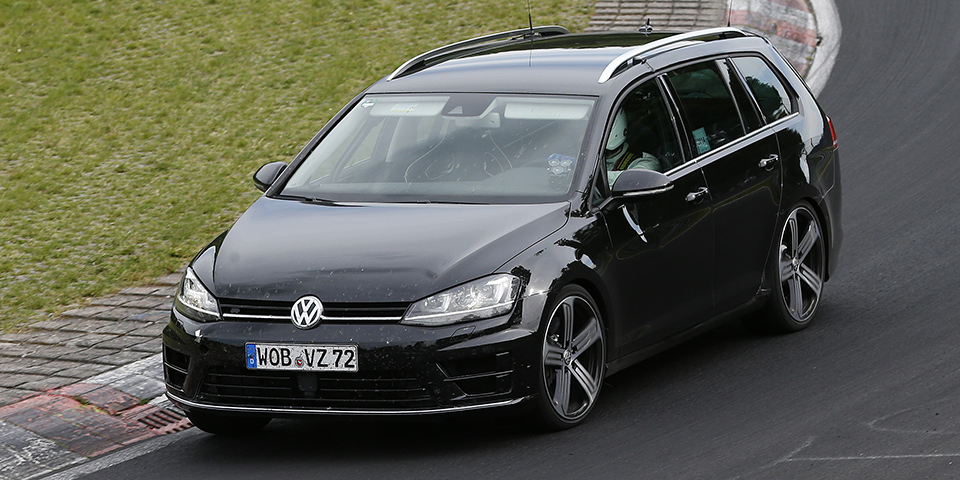 Golf R Wagon 21