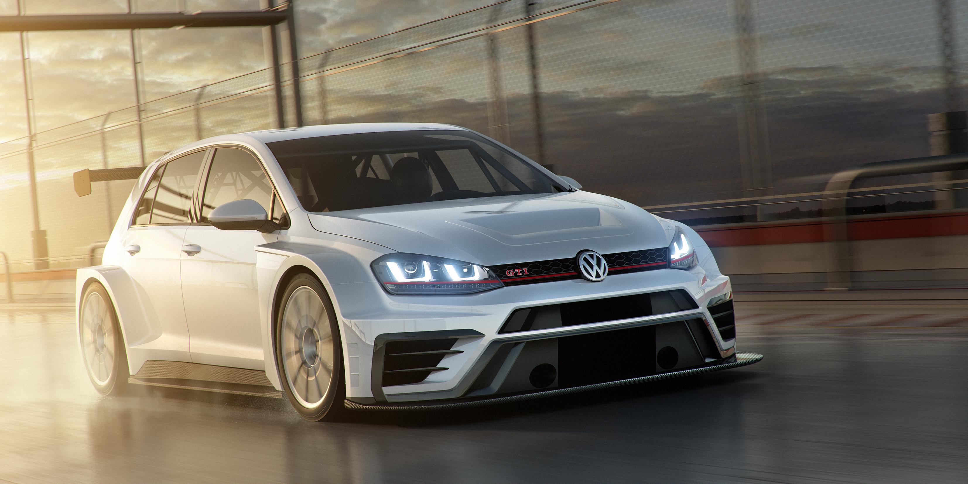 Volkswagen Reveals Updated 350 HP Golf GTI TCR  VWVortex