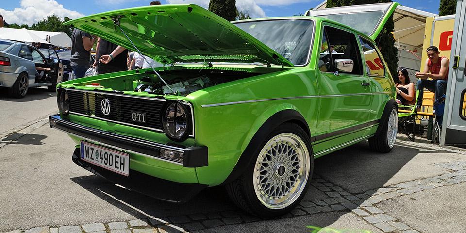 green gti