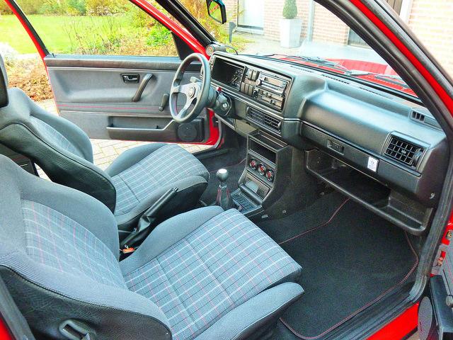 Find Of The Day 1991 Volkswagen Golf GTD