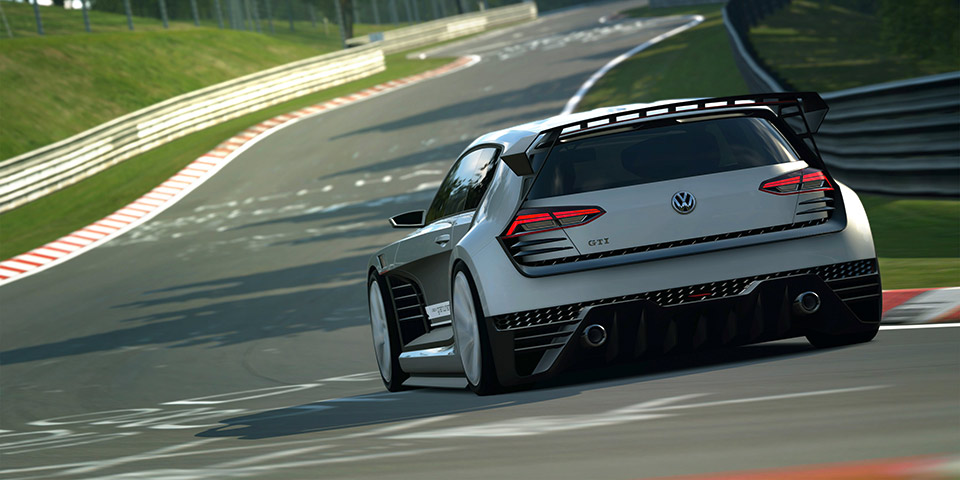 Level Up Volkswagen Gti Supersport Vision Gran Turismo Now