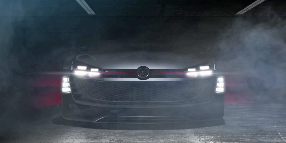 GTI Vision GT Coupe 110x60