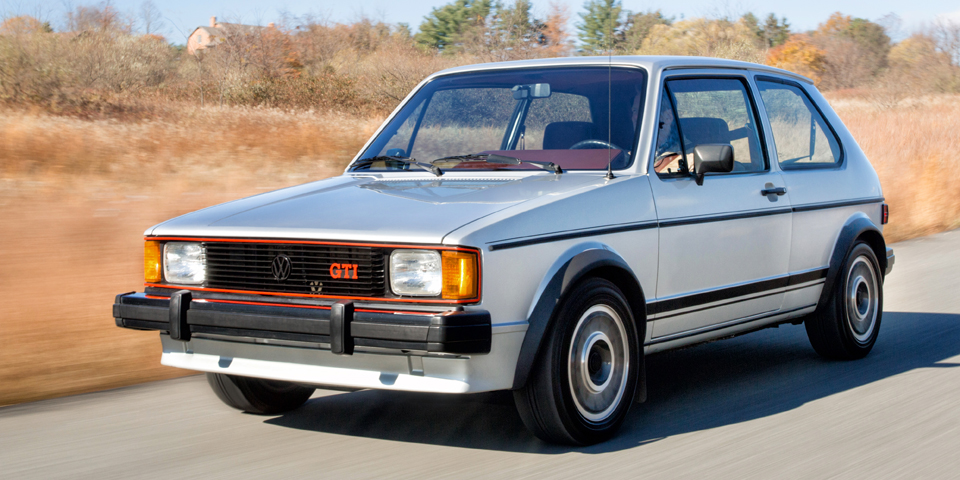 Coming To America The Rabbit Gti