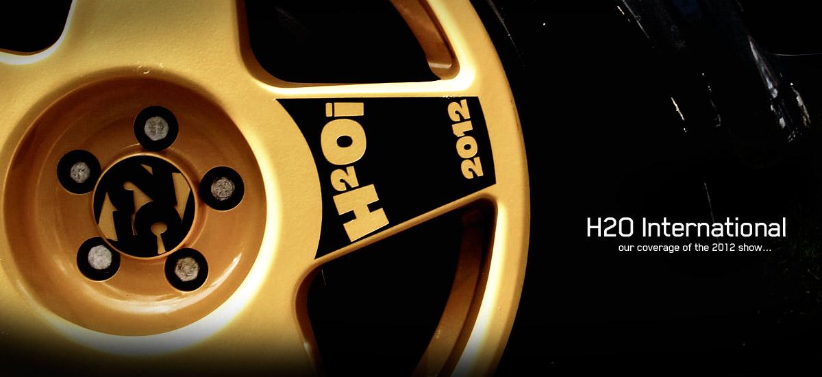 h2o international 2012