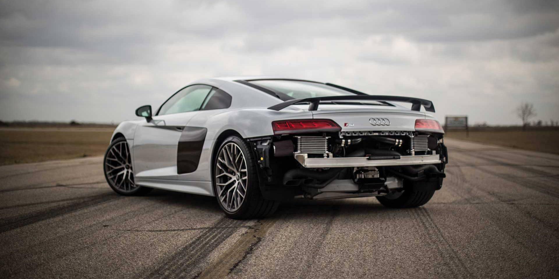 Driven: 2015 Audi R8 V10 plus S tronic