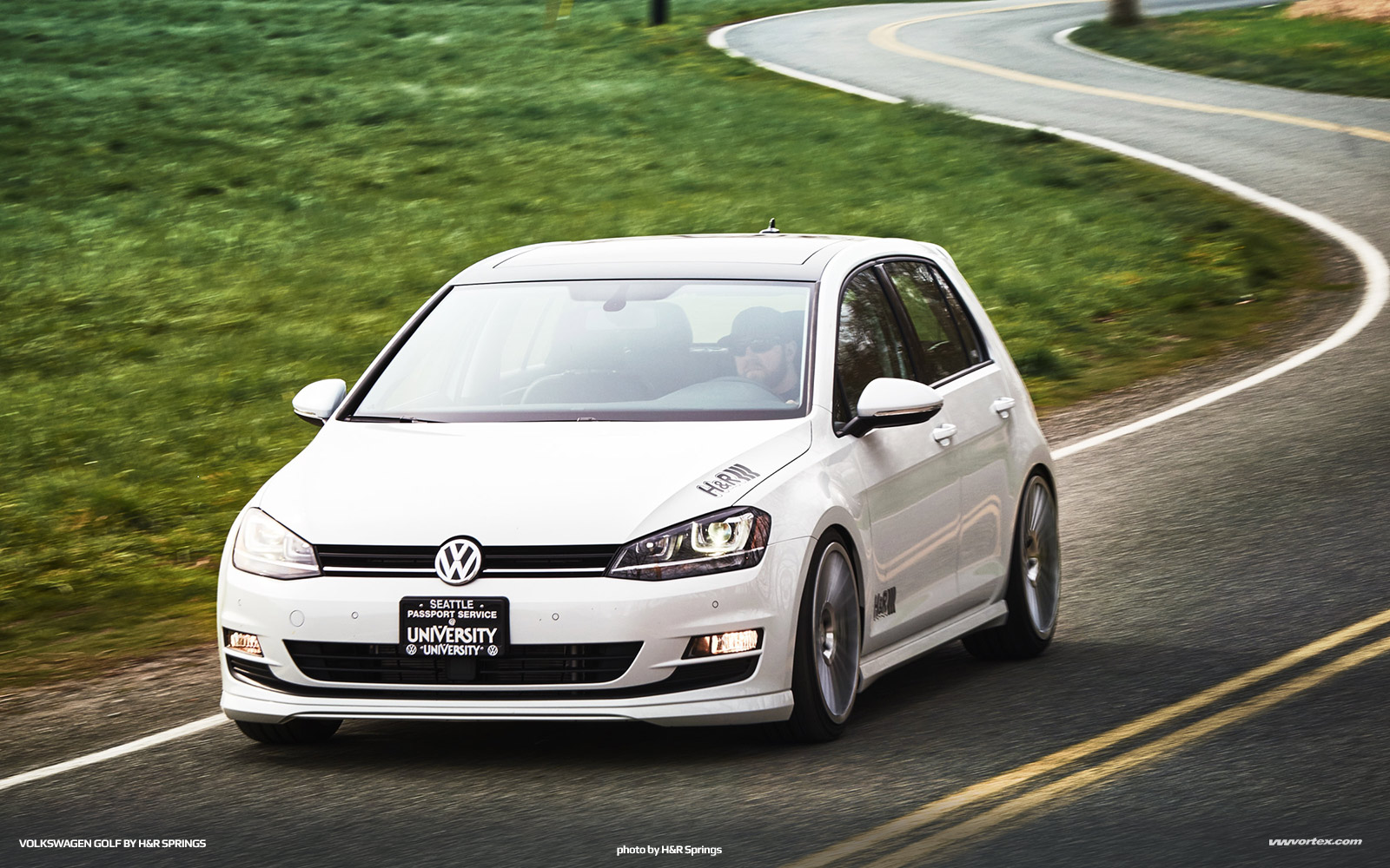 H Amp R Springs Teams With University Volkswagen For New Build