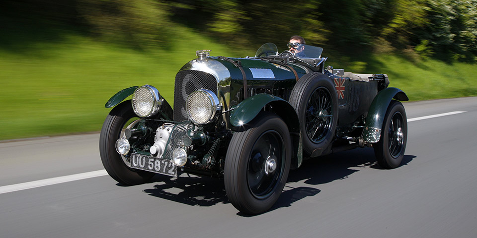 Iconic Blower Bentleys primed for Mille Miglia challenge 110x60