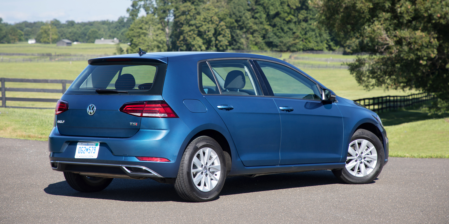 Report: VW Downsizing Golf Engines to Improve MPGs