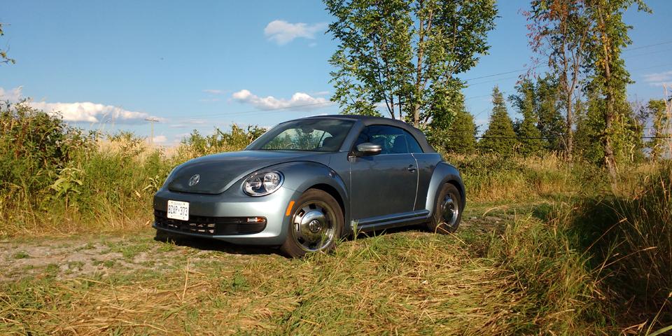 Review 2016 Volkswagen Beetle Denim