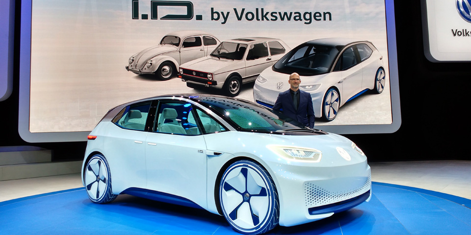 Vw Plans To Have 8 Nevs In China According Leaked Doent