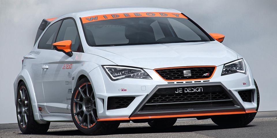 JE Design Leon 5F Cupra WB Race 960 110x60