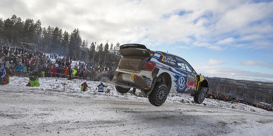Rallye Sweden 2016