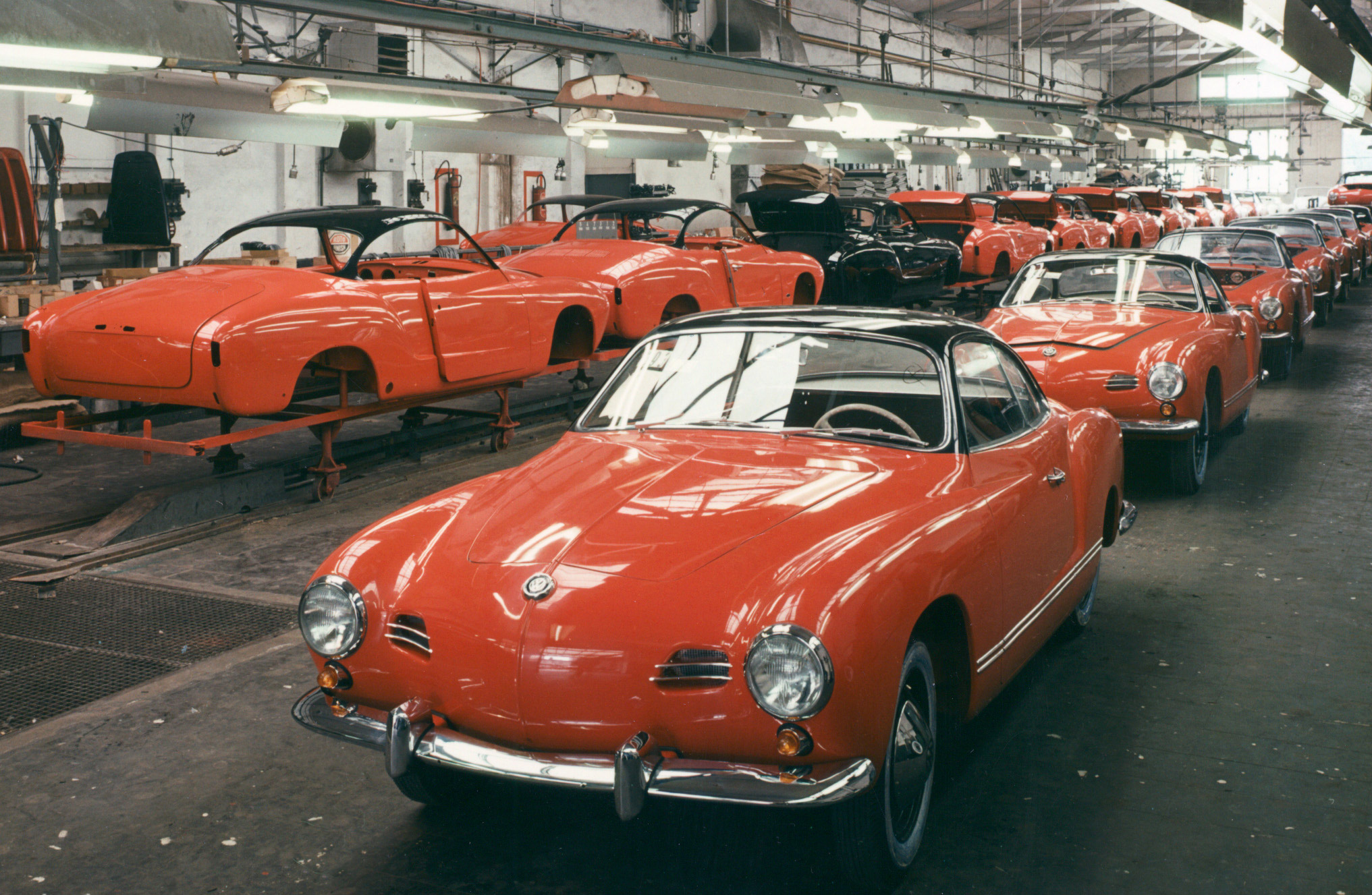 60 years of the karmann ghia