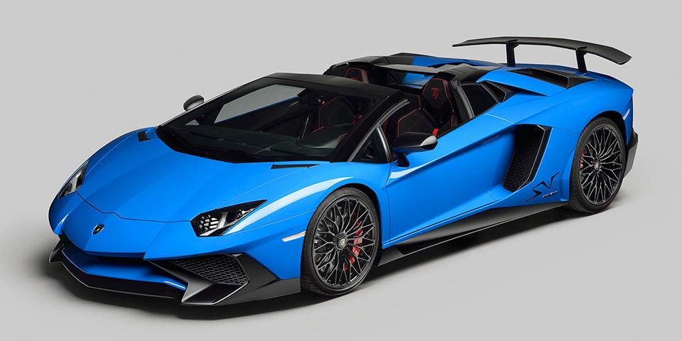 Lamborghini-Aventador-SV-Roadster-3_4-front_open