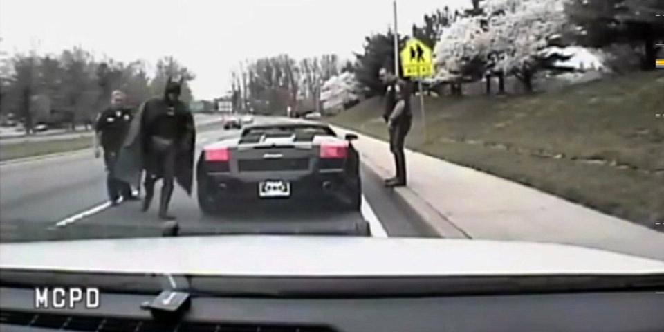 Lamborghini Egoista Batman