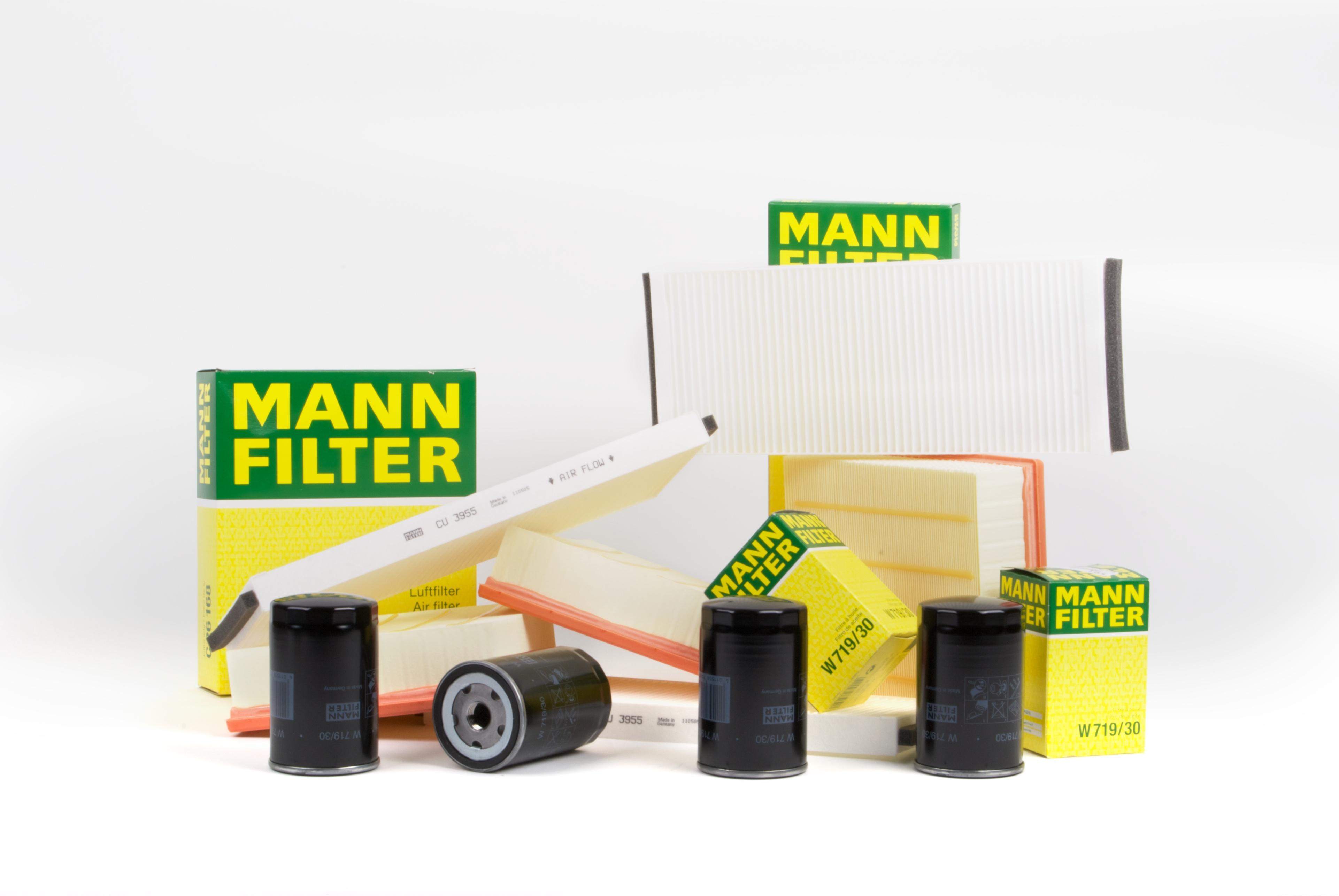 MannFilters 110x60
