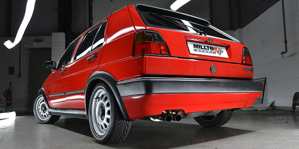 milltek classic mk2 110x60
