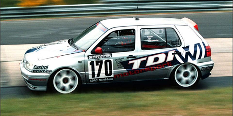 mk3 tdi nurburgring 110x60