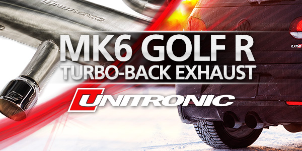 MK6 Golf R Turboback Vortex Banner 3