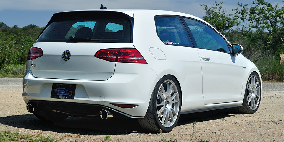 mk7 autotech autotech releases stainless steel cat back exhaust for mk7 golf mk7 gti wiring diagram at mifinder.co