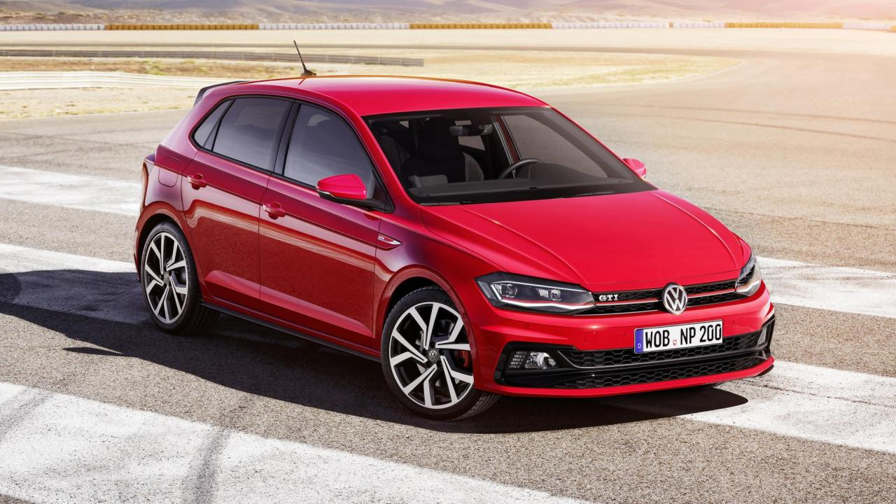 Watch The Vw Polo Go From 0 60