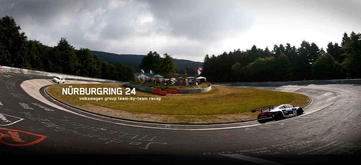 2014 24 Hours of Nürburgring