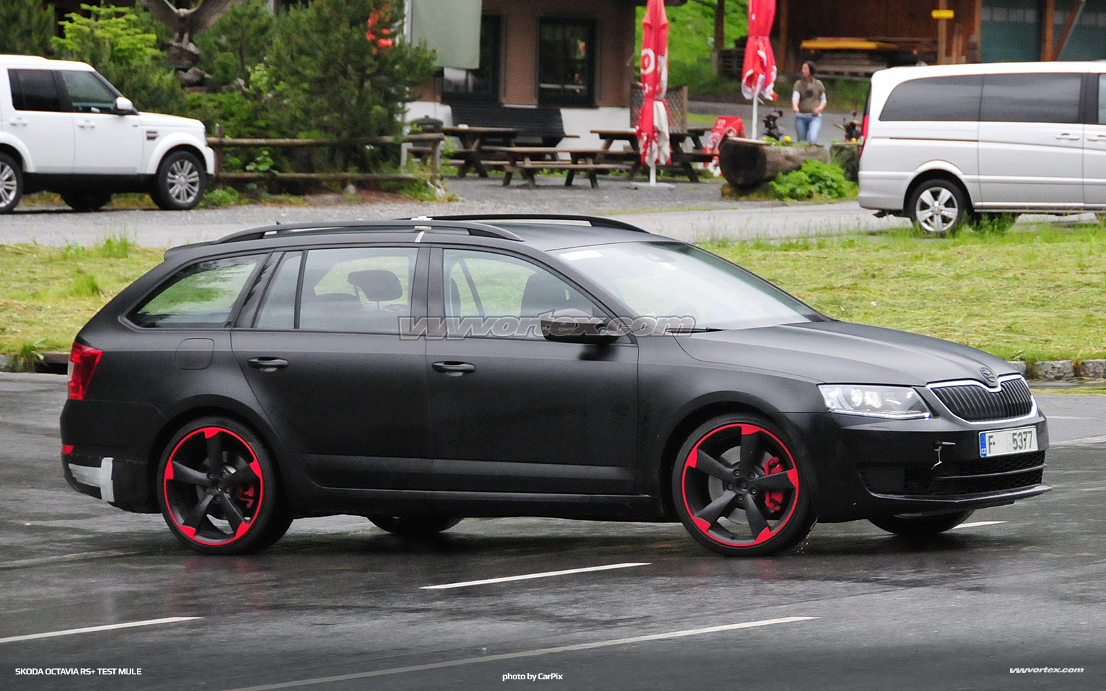Hotter Skoda Octavia Rs To Be Launched In Europe Vw Vortex Volkswagen Forum