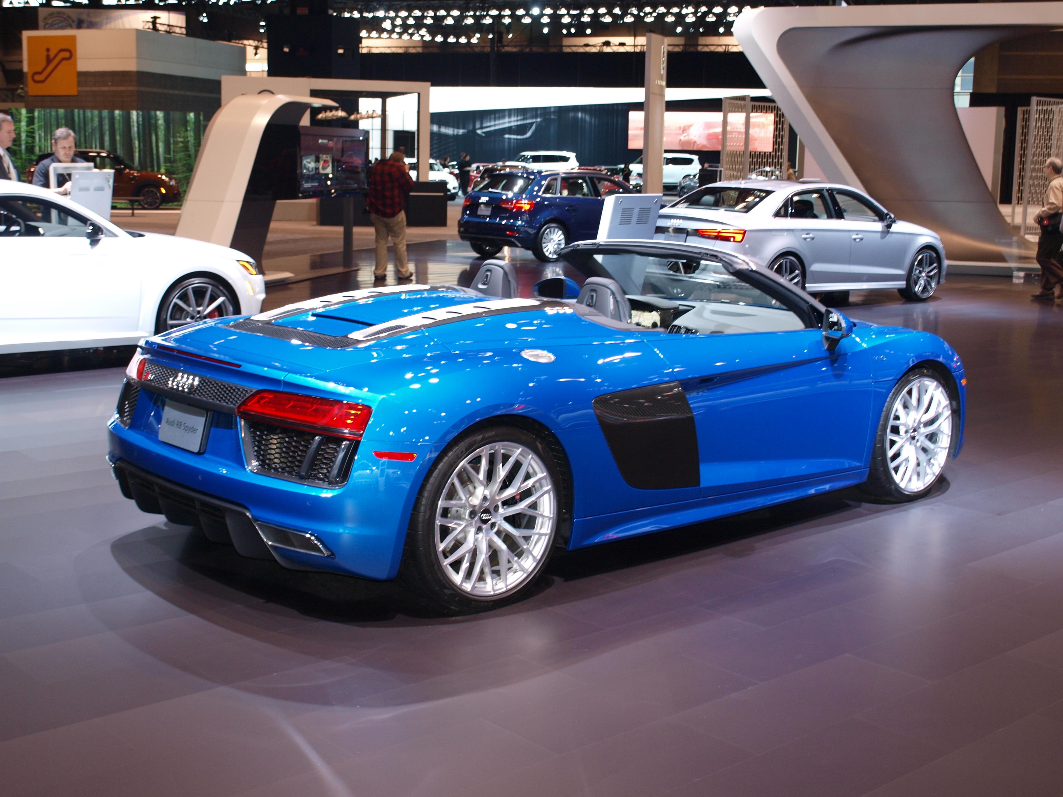 Audi e tron quattro sportback