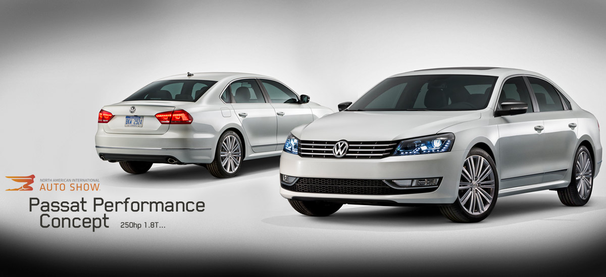 passat performance concept2