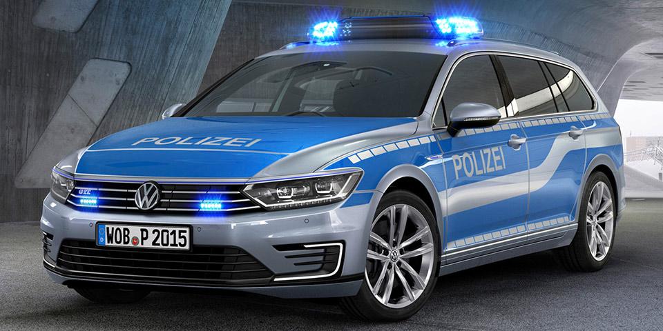 passat police 110x60