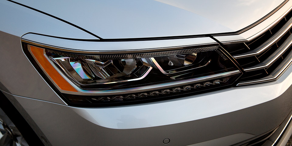 Passat_Exterior_Headlamp