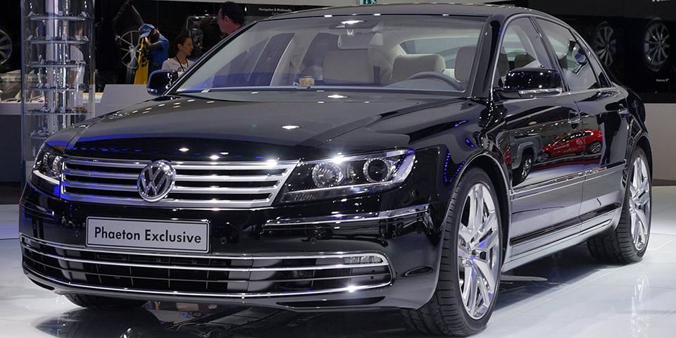 Volkswagen Phaeton Exclusive
