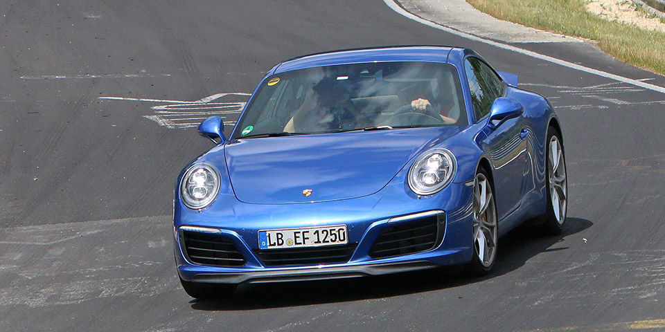 Porsche 911 facelift camofree 960 110x60