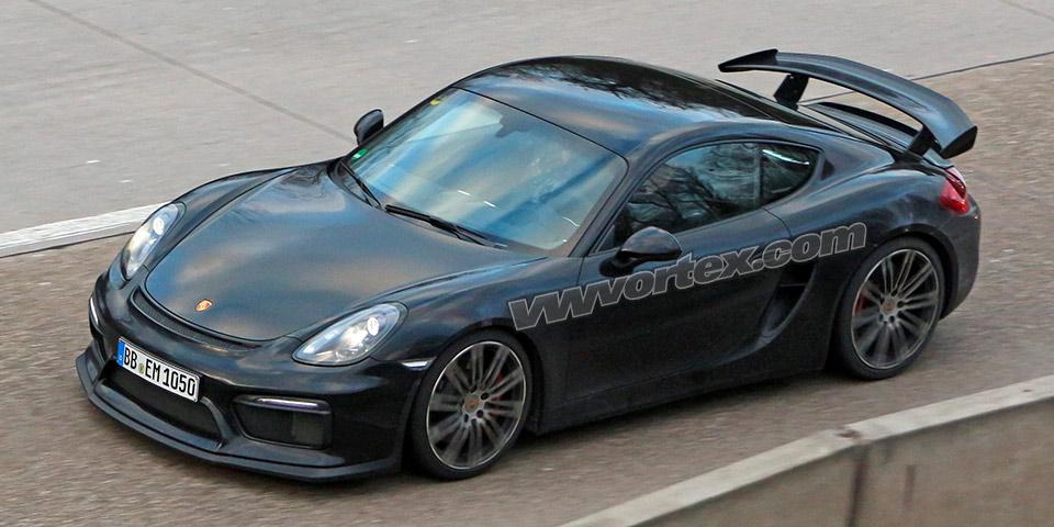Porsche Cayman GT4 cammofree 960 110x60