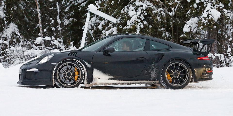 Porsche GT3 RS 960 600x300