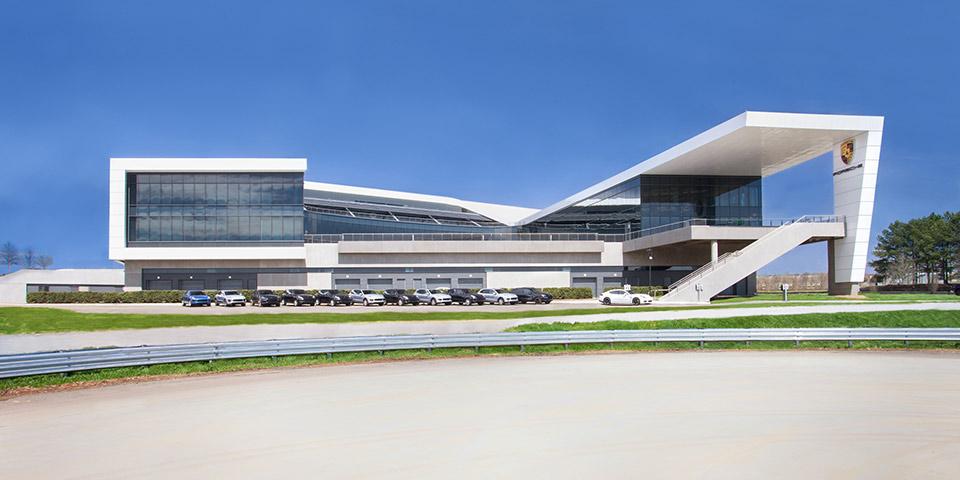 Porsche Headquarters in Atlanta Ga 600x300