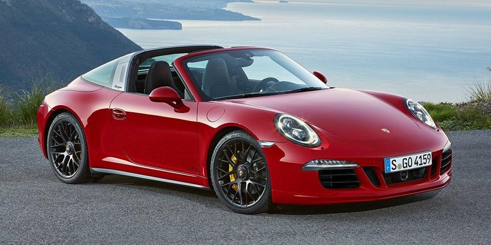 Porsche 911 Targa 4 GTS 960 600x300