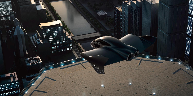 porschecopter